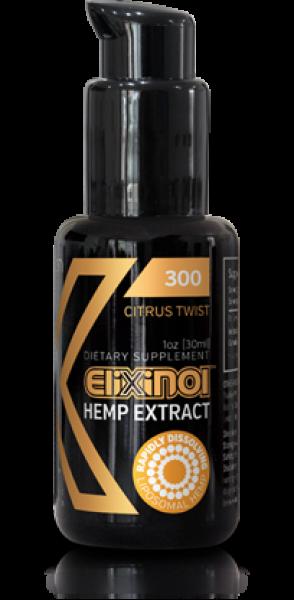 Elixinol Liposomal 300mg drops