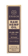 Endoca RAW Hemp Oil Drops 300mg box