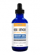 Elixinol Hemp Oil Drops (3600mg)