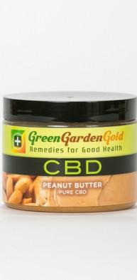 CBD Peanut Butter Green Garden Gold