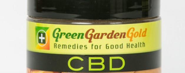 Green Garden Gold Peanut Butter Spread (200mg)