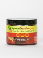 Green Garden Gold CBD Jam (200mg)