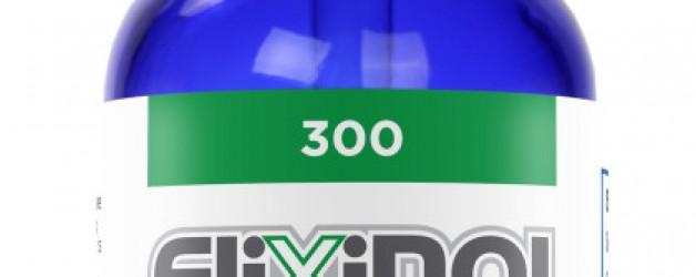 Elixinol Hemp Oil Drops Cinnamint (300mg)