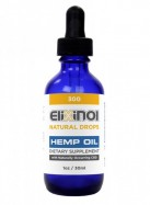 Elixinol Hemp Oil Drops Regular (300mg)