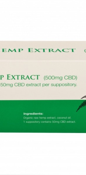 CBD Oil Suppository