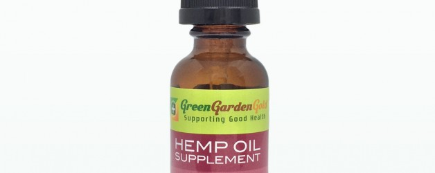 Green Garden Gold Drops (1000mg)