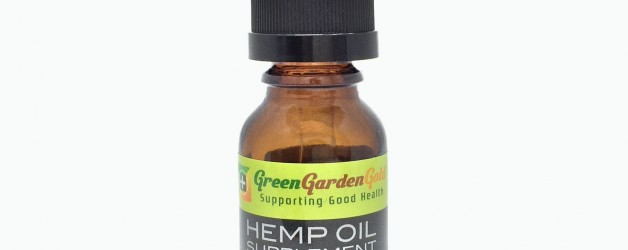 Green Garden Gold Drops (500mg)