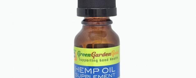 Green Garden Gold Drops (300mg)
