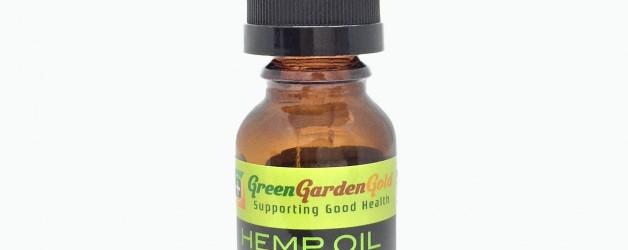 Green Garden Gold Drops (100mg)