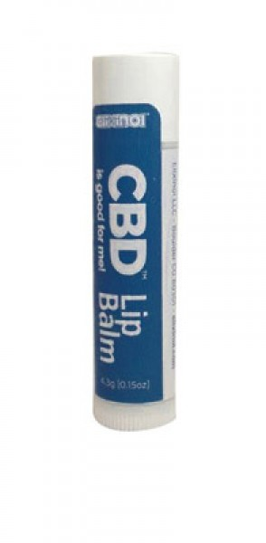 Elixinol CBD Lip Balm Holiday Deal