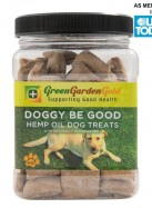 Green Garden Gold – Doggy Be Good – CBD Dog Treats