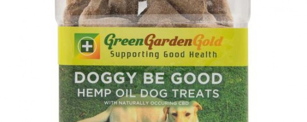 Green Garden Gold – Doggy Be Good – CBD Dog Treats