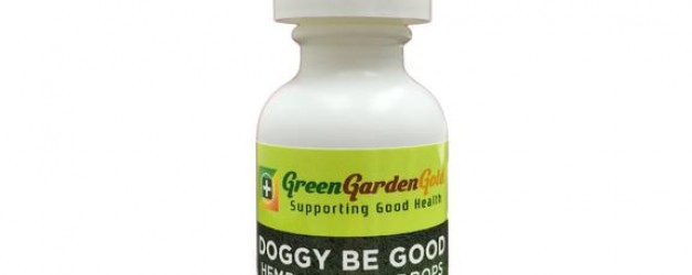 Green Garden Gold – Doggy Be Good – CBD Dog Drops 200mg
