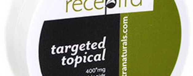 Receptra Targeted Topical (400mg)