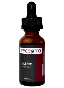 Receptra ACTIVE Lifestyle Drops (500mg)