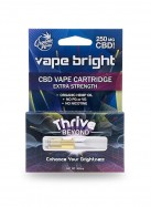 Vape Bright BEYOND CBD Vape Cartridge – 250mg