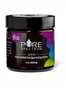 Pure Spectrum Invigorating Salve (250mg)