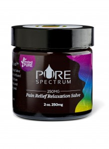 Pure Spectrum Relaxing Salve (250mg)